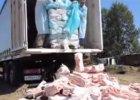 W Kaliningradzie też niszczą objętą sankcjami żywność z UE