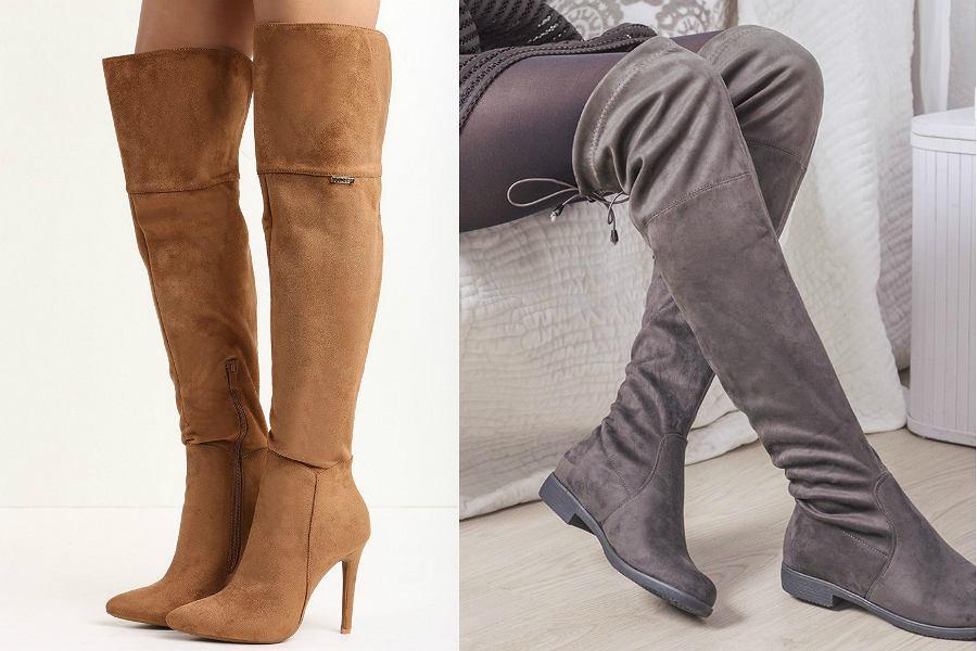 f7c544437af40 Kozaki damskie - buty idealne na jesienne dni