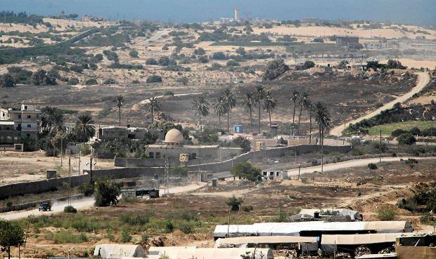 Strefa Gazy Picture: Egipskie Kurorty Są Bezpieczne? Ekspert: 'Mogą Stać Się