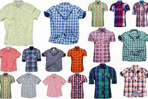 M�skie koszule z kr�tkim r�kawem - ponad 40 propozycji!
