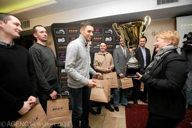 Bia�ostocka Liga Sportu podsumowa�a 2013 rok [ZDJ�CIA]