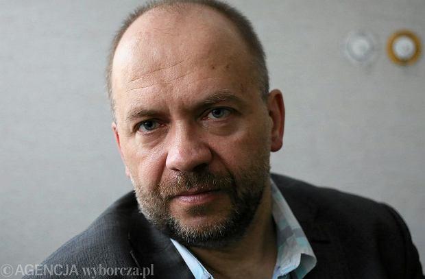 Balicki: Bachański miał etyczny obowiązek leczyć, to nie był eksperyment