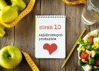 10 najzdrowszych produktów