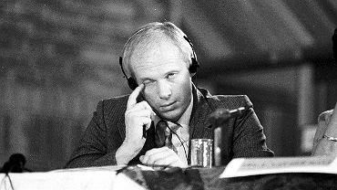 Janusz Waluś, morderca Chrisa Haniego, działacza walczącego z apartheidem. Przesłuchanie przed sadem RPA (1997)