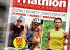 """Przygotuj si� do triathlonu z magazynem """"Logo"""""""