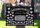 Ślubna księga gości nie musi być nuda - 10 niekonwencjonalnych propozycji