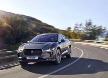 Jaguar I-Pace - ceny w Polsce. Elektryczny SUV już w sprzedaży