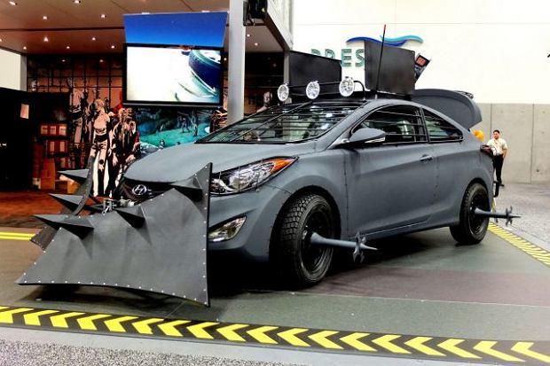 Dziwne przer�bki aut | Czego to ludzie nie wymy�l�...