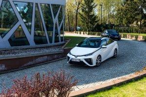 Toyota Mirai | Wodorowa rewolucja ju� na polskich ulicach