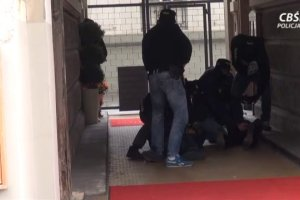 CBŚP: trzech obcokrajowców zatrzymanych w Warszawie w sprawie narkotykowej
