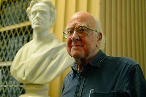 Noblista Peter Higgs zapowiada, �e wkr�tce znowu zniknie. Tym razem na zawsze