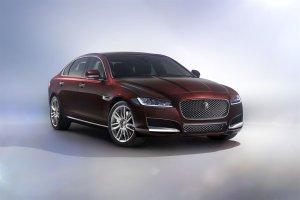 Salon Pekin 2016 | Powstanie d�u�szy Jaguar XF