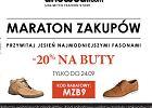 Jesienny Maraton Zakup�w na ANSWEAR.com