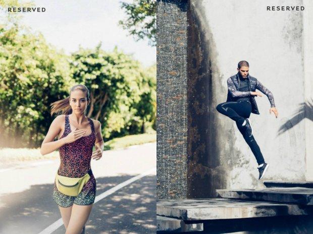 Reserved Be Active - sport w miejskiej dżungli