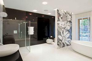 Prysznic - praktyczna i wygodna łazienka