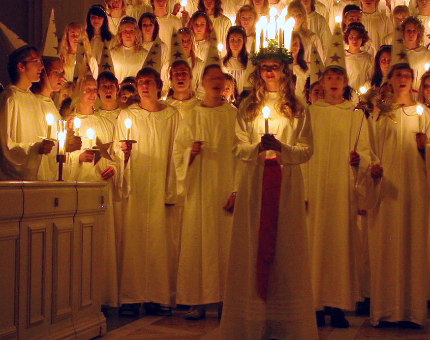 Dzień Św. Łucji / fot. Claudia Gründer/Wikipedia