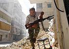 Syria: Aleppo zdobyte przez Asada, bombardowania ustają