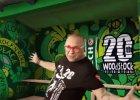 Jurek Owsiak wyst�pi w lipcu w reklamie piwa Lech. Wypada mu?