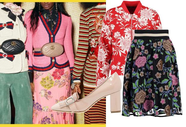 Wyprzedaże - trendy / Gucci