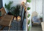 Jak zaaranżować mały balkon, by wyglądał efektownie
