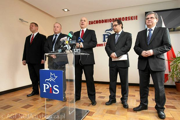 Brudzi�ski o kandydatach PiS do europarlamentu: To nasi muszkieterowie