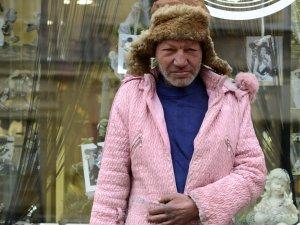 Slavik ze Lwowa - ''najmodniejszy bezdomny świata''