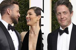 Za nami długo wyczekiwana 74. już gala wręczenia Złotych Globów, która przejdzie do historii kina. Film 'La La land' dostał bowiem aż 7 statuetek, ustanawiając nowy rekord. A co działo się na czerwonym dywanie? Wśród gości nie mogło zabraknąć największych gwiazd Hollywood, w tym oczywiście par. Zakochani chętnie pozowali razem do zdjęć, nie szczędząc sobie przy tym czułości. Specjalnie dla was zebraliśmy zdjęcia najpiękniejszych z nich. Zajrzyjcie do galerii i zobaczcie, która para wypadła najlepiej!