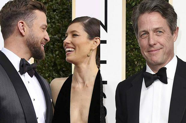 """Za nami długo wyczekiwana 74. już gala wręczenia Złotych Globów, która przejdzie do historii kina. Film """"La La land' dostał bowiem aż 7 statuetek, ustanawiając nowy rekord. A co działo się na czerwonym dywanie? Wśród gości nie mogło zabraknąć największych gwiazd Hollywood, w tym oczywiście par. Zakochani chętnie pozowali razem do zdjęć, nie szczędząc sobie przy tym czułości. Specjalnie dla was zebraliśmy zdjęcia najpiękniejszych z nich. Zajrzyjcie do galerii i zobaczcie, która para wypadła najlepiej!"""