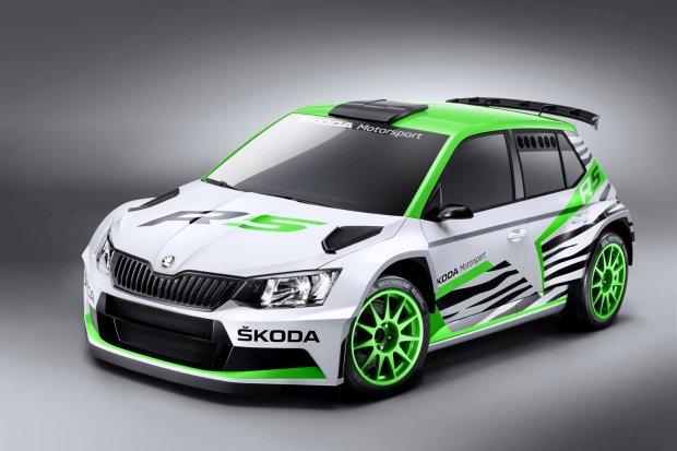 Essen Motor Show 2014 | Wielkie emocje ze Skodą Fabia R5
