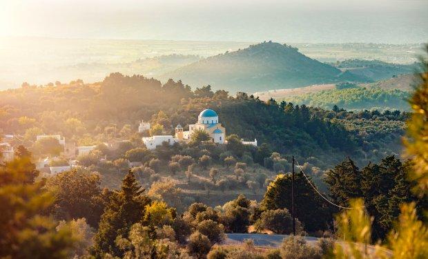 Grecja - wyspa Kos