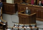 Parubij: Pod kontrol� Kijowa dwie trzecie obwod�w donieckiego i �uga�skiego
