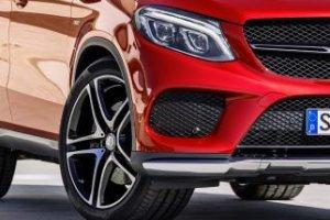 "Salon Detroit 2015 | Mercedes GLE Coupe | Konkurent ""X6-ki"""