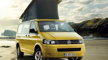Volkswagen Transporter T5 California Beach