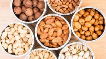 Zdrowe produkty, które mają dużo kalorii