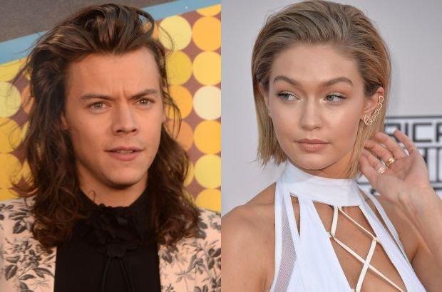 """Gigi Hadid to przyjaciółka Taylor Swift, a Harry Styles to jej ex. Co się stanie kiedy ta dwójka spotka się na czerwonym dywanie? """"Będzie niezręcznie"""" to mało powiedziane."""