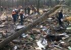 Co miało wpływ na tragiczny finał lotu?