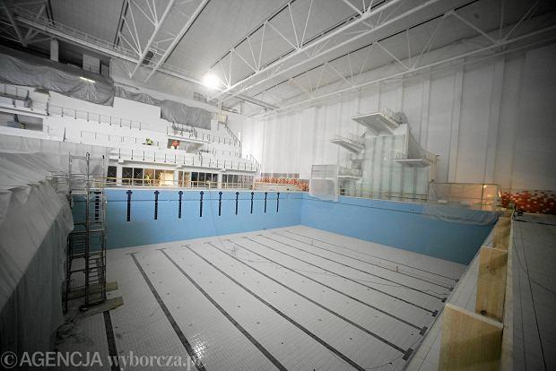 Zdjęcie numer 2 w galerii - Zatoka Sportu. W marcu naleją wodę do basenów [ZDJĘCIA Z BUDOWY]