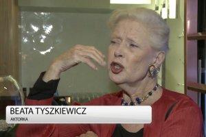 """Beata Tyszkiewicz o byciu dam�. Bardzo niestandardowo. """"Na imprez� zawsze zabieram ze sob�..."""""""