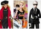 Barbie już nie nosi mini, różu i mocnego makijażu. Teraz stawia na modne stylizacje od Chanel, Diora, Versace, Burberry i Moschino. A chwali się nimi na Instagramie [ZDJĘCIA]