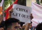 """Chiny stawiaj� platform� wiertnicz� na spornych wyspach. Protesty, p�on� fabryki. """"Pokaz si�y, wykorzystanie sytuacji na Ukrainie"""""""