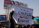 """Protesty w Pakistanie przeciwko publikacji karykatur Mahometa w """"Charlie Hebdo"""""""
