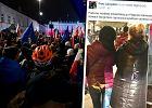Podczas miesięcznicy pocięto kurtki protestujących? Policja: Nie mamy takiego zgłoszenia