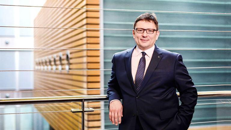 Rafał Milczarski, prezes Polskich Linii Lotniczych LOT