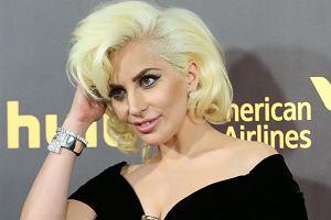 Lady Gaga na Z�otych Globach