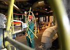 Elektrociepłownia Megatem w Lublinie. Pracuje w niej 150 osób.