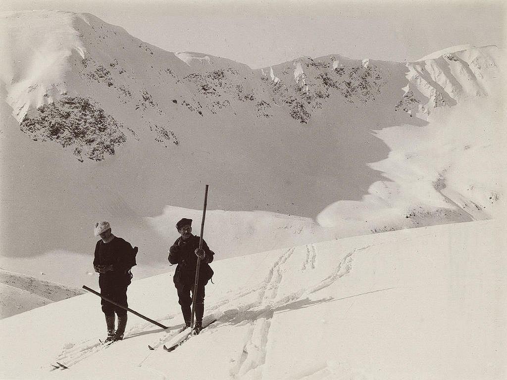 historia narciarstwa