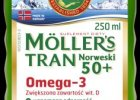 Möller's 50+ Tran Norweski