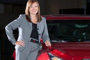 Pierwsza kobieta szefow� motoryzacyjnego giganta