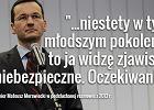 """""""Newsweek"""" ujawnia podsłuchaną rozmowę Morawieckiego. Miał być ministrem w rządzie Tuska?"""