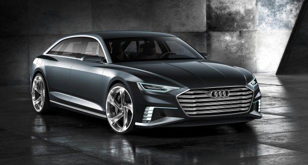 Salon Genewa 2015 | Audi Prologue Avant Concept | Spojrzenie w przysz�o��